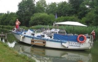 Lennart og Jette på Europas kanaler 09082013 108